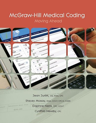 9780073401867: McGraw-Hill Medical Coding: Moving Ahead