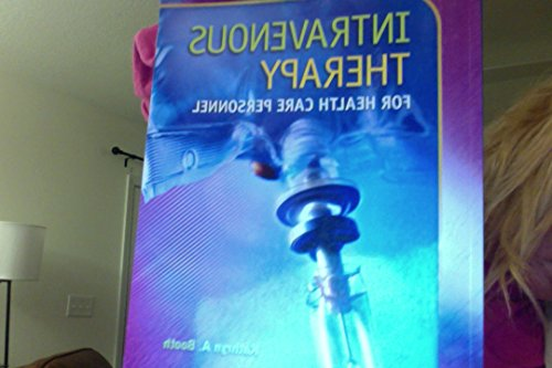 9780073401935: Intravenous Therapy for Health Care Personnel