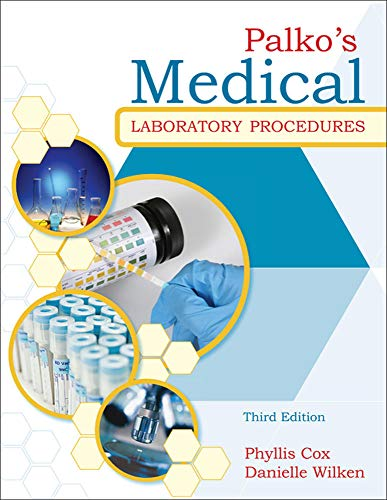 9780073401959: Palko's Medical Laboratory Procedures