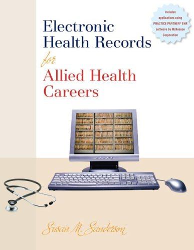 9780073401973: Electronic Health Records for Allied Health Careers