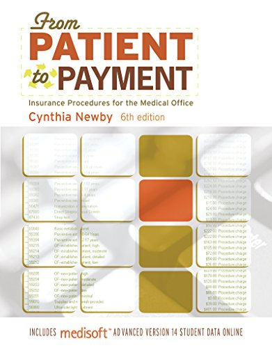 9780073402017: From Patient to Payment: Insurance Procedures for the Medical Office-AAA