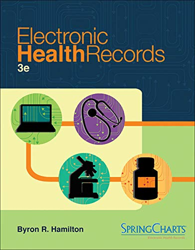9780073402147: Electronic Health Records