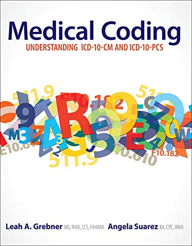 9780073402215: Medical Coding: Understanding ICD-10-CM and ICD-10-PCS
