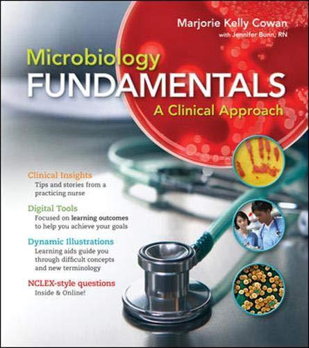 9780073402352: Microbiology Fundamentals: A Clinical Approach