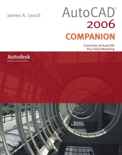 9780073402475: AUTOCAD 2006 Companion (McGraw-Hill Graphics)