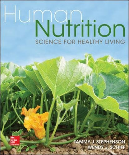9780073402529: Human Nutrition: Science for Healthy Living
