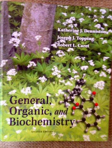 9780073402628: General, Organic, and Biochemistry