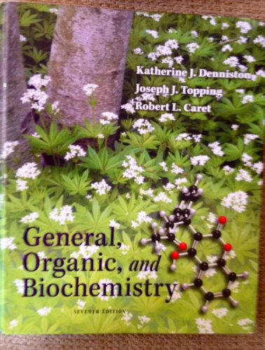 9780073402628: General, Organic & Biochemistry