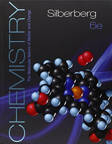 9780073402659: Chemistry: The Molecular Nature of Matter and Change