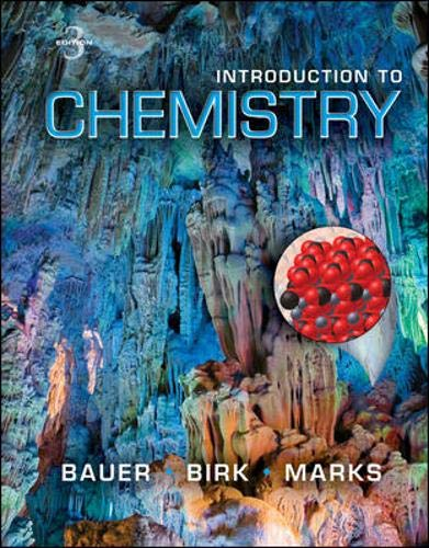 9780073402673: Introduction to Chemistry 3rd Ed.