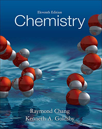 mcgraw hill chang chemistry 11th edition