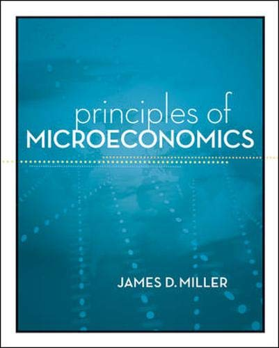 9780073402833: Principles of Microeconomics