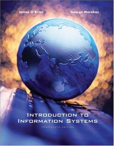 9780073402925: Introduction to Information Systems