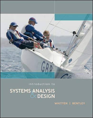 9780073402949: Introduction to Systems Analysis & Design