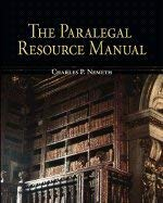 9780073403076: The Paralegal Resource Manual