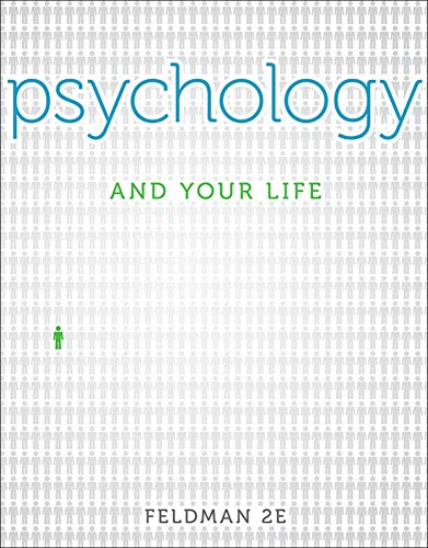 9780073403137: Psychology and Your Life (B&B Psychology)