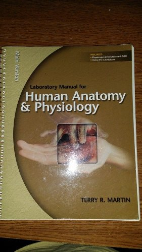 9780073403564: Laboratory Manual for Human Anatomy & Physiology Main Version