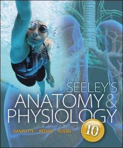 9780073403632: Seeley's Anatomy & Physiology