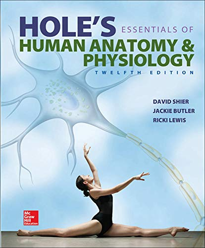 9780073403724: Hole's Essentials of Human Anatomy & Physiology