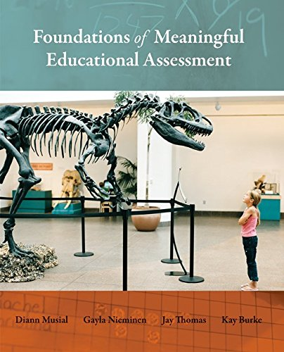9780073403823: Foundations of Meaningful Educational Assessment