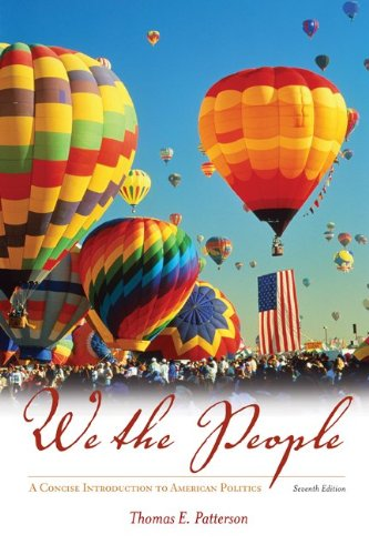 9780073403861: We The People