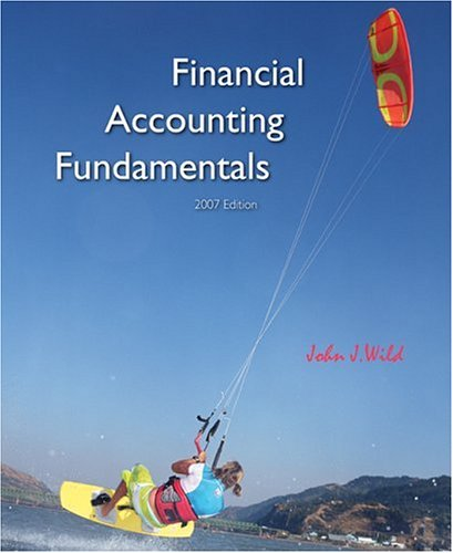 9780073403977: Financial Accounting Fundamentals 2007 Edition