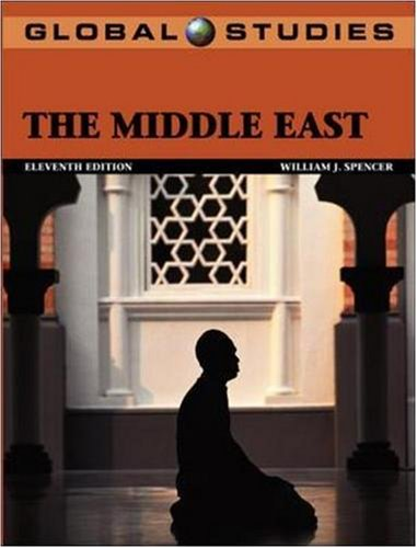 9780073404059: Global Studies: The Middle East
