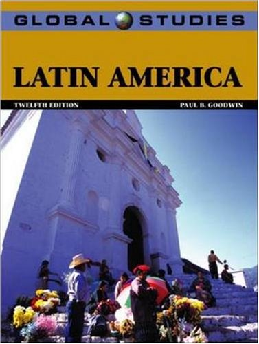 9780073404066: Global Studies: Latin America
