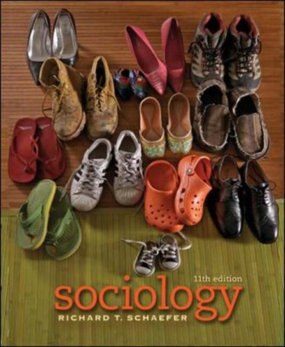9780073404141: Sociology (Sociology (McGraw-Hill))