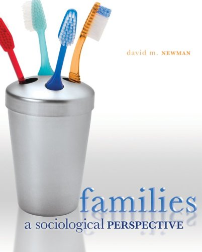 9780073404165: Families: A Sociological Perspective
