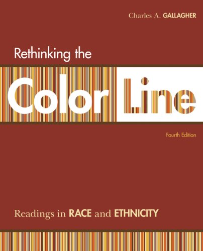 9780073404271: Rethinking the Color Line: Readings in Race and Ethnicity