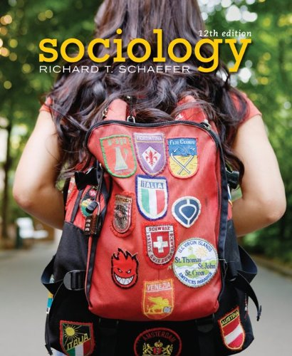 9780073404332: Sociology