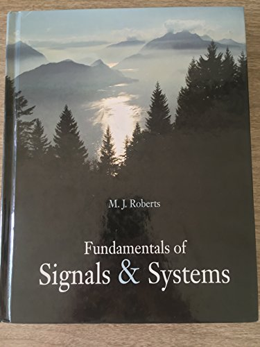 9780073404547: Fundamentals of Signals and Systems