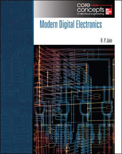 9780073404578: Modern Digital Electronics