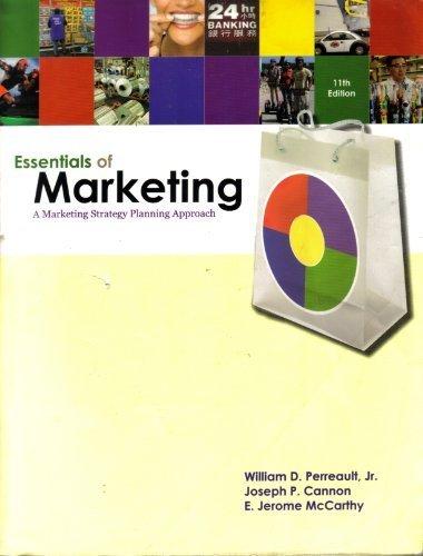9780073404714: Essentials of Marketing