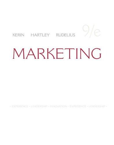 9780073404721: Marketing