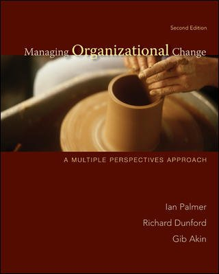 9780073404998: Managing Organizational Change: A Multiple Perspectives Approach