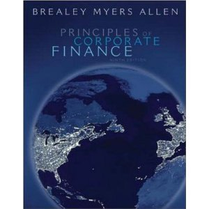9780073405100: Principles of Corporate Finance, 9th Edition
