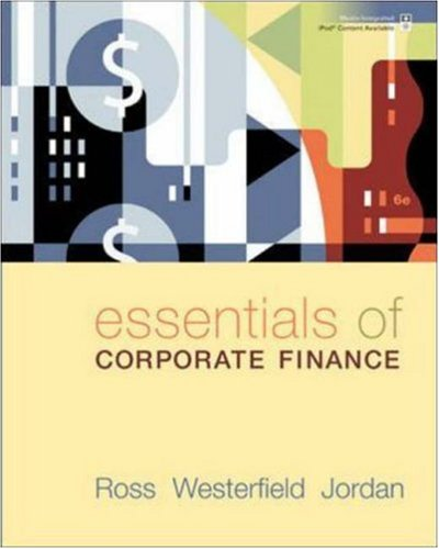 9780073405131: Essentials of Corporate Finance