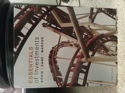 9780073405179: Essentials of Investments (McGraw-Hill / Irwin Series in Finance, Insurance, and Real Estate)