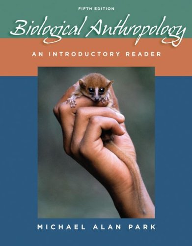 9780073405193: Biological Anthropology: An Introductory Reader