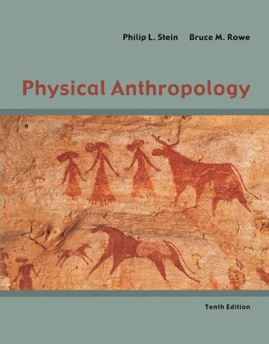 Physical Anthropology: Philip Stein, Bruce
