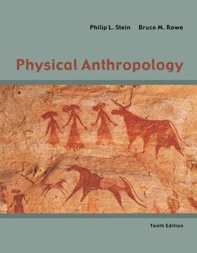 9780073405315: Physical Anthropology