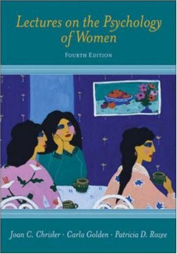 9780073405445: Lectures on the Psychology of Women