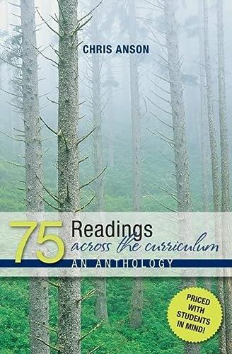 9780073405766: 75 Readings Across the Curriculum