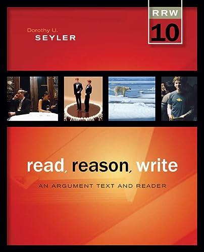 Read Reason Write: Dorothy Seyler