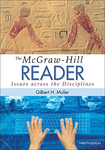 9780073405988: The McGraw-Hill Reader: Issues Across the Disciplines
