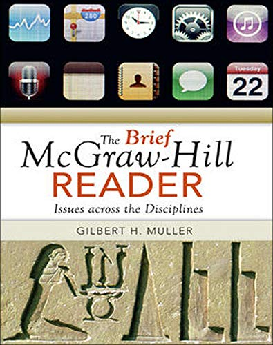 The Brief McGraw-Hill Reader: Gilbert H Muller