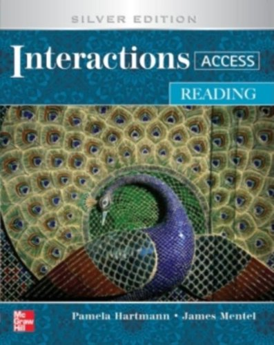 9780073406343: Interactions Access Reading, Silver Edition