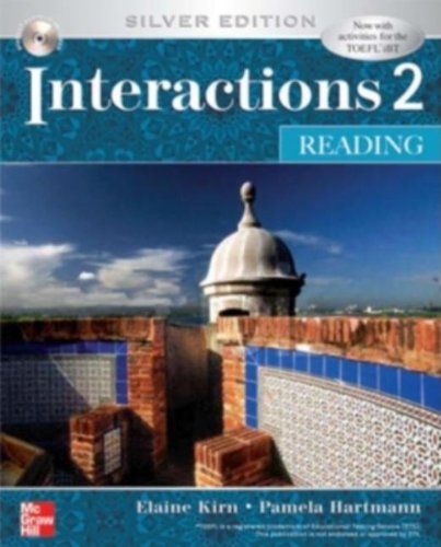 9780073406350: Interactions 2  - Reading Student Book: Silver Edition
